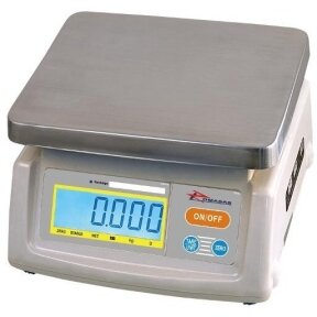 D1 serijos svarstyklės iki 25kg