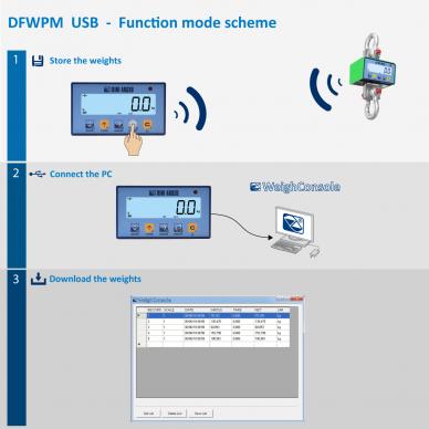 DFWL  svėrimo indikatorius 3