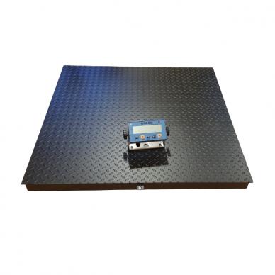 Platforminės svarstyklės iki 3000kg. 3