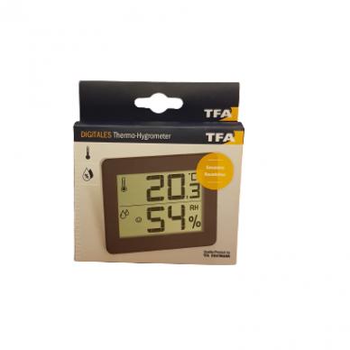 Termometras Higrometras TFA 2
