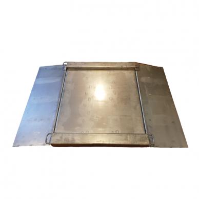 Žemo profilio nerūdijančio plieno svarstyklės 3